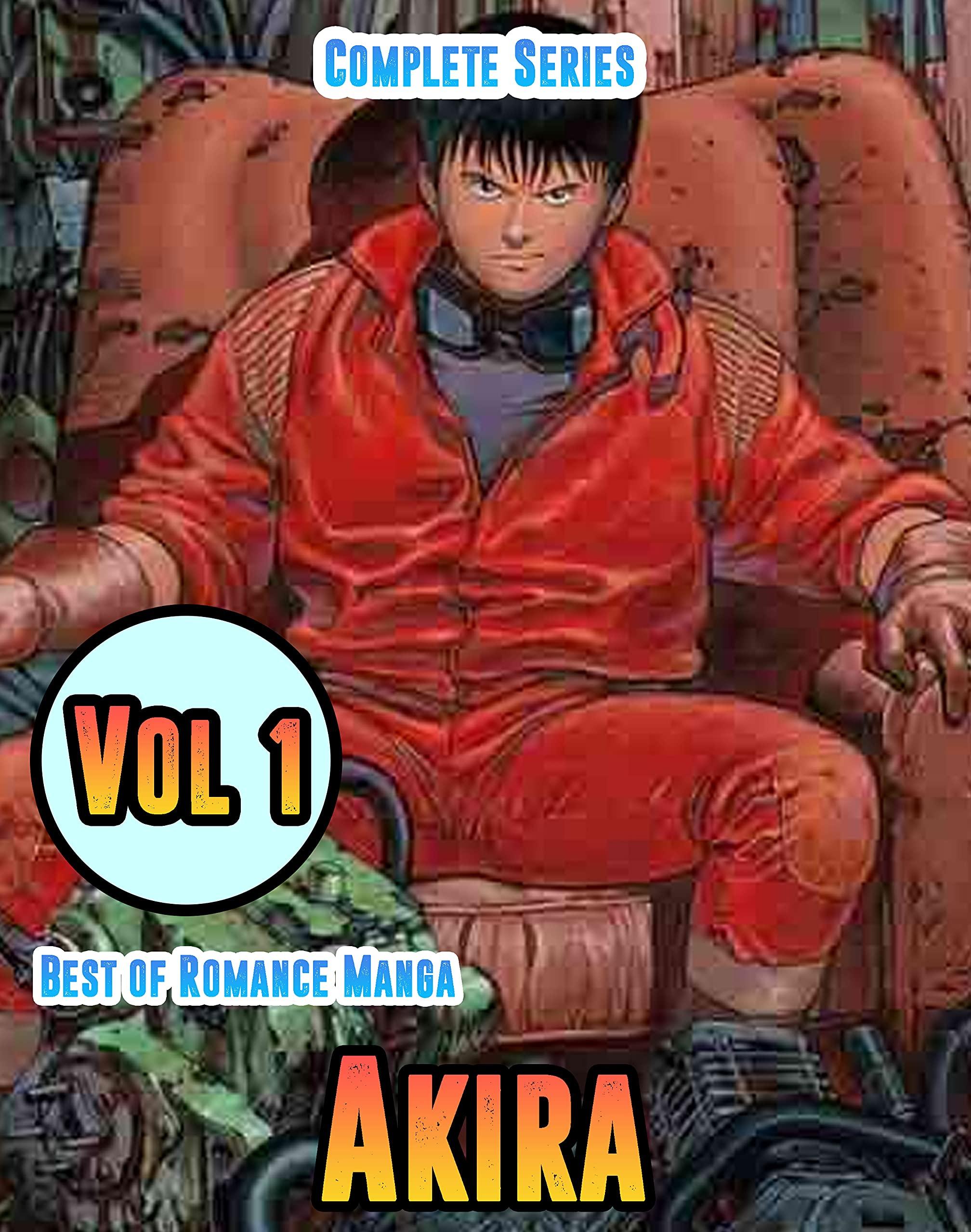 Best of Romance Manga Complete Series: Limited Edition Akira