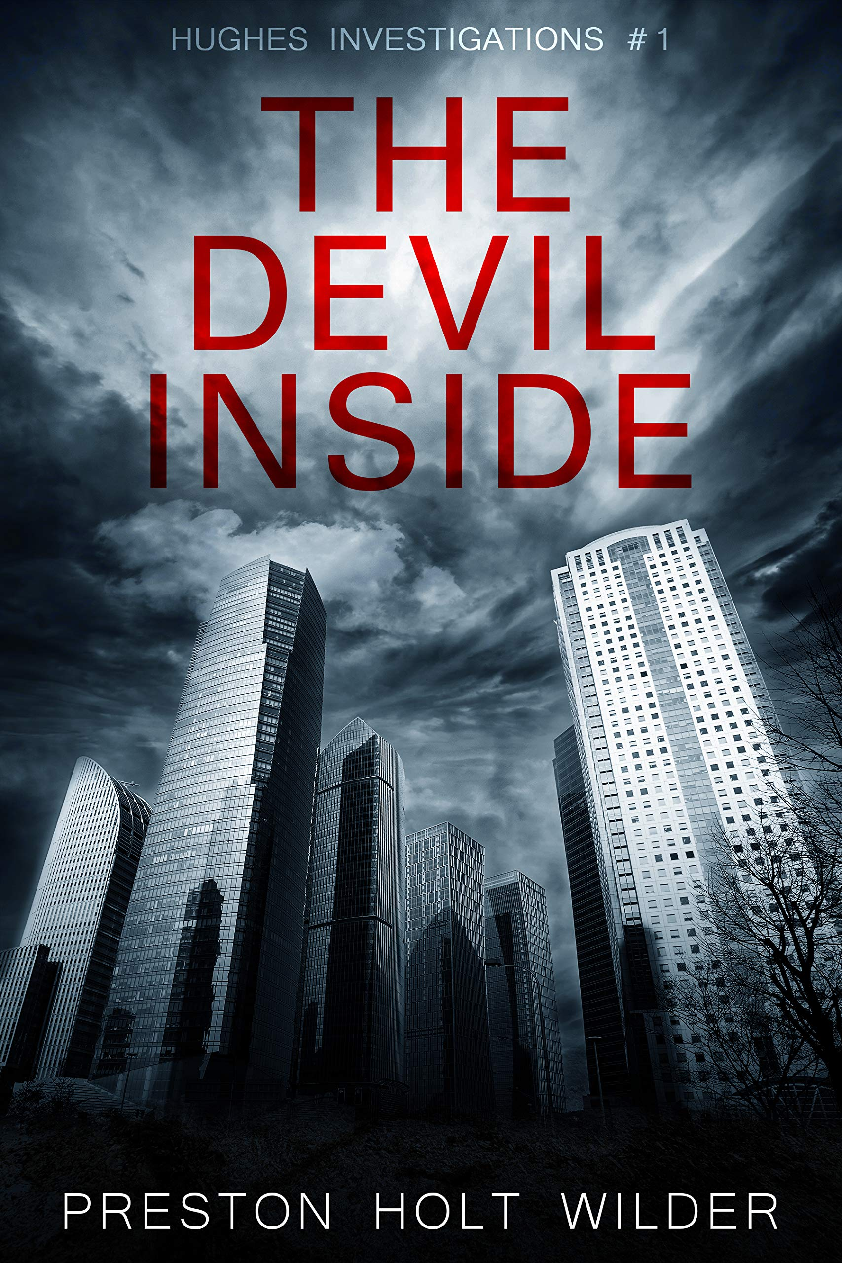 The Devil Inside (Hughes Investigations #1) (The Hughes Investigations Series)
