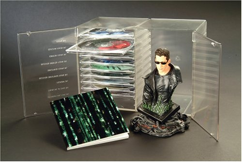 The Ultimate Matrix Collection Limited Edition Collector's Set (The Matrix / Reloaded / Revolutions / Revisited / The Animatrix)