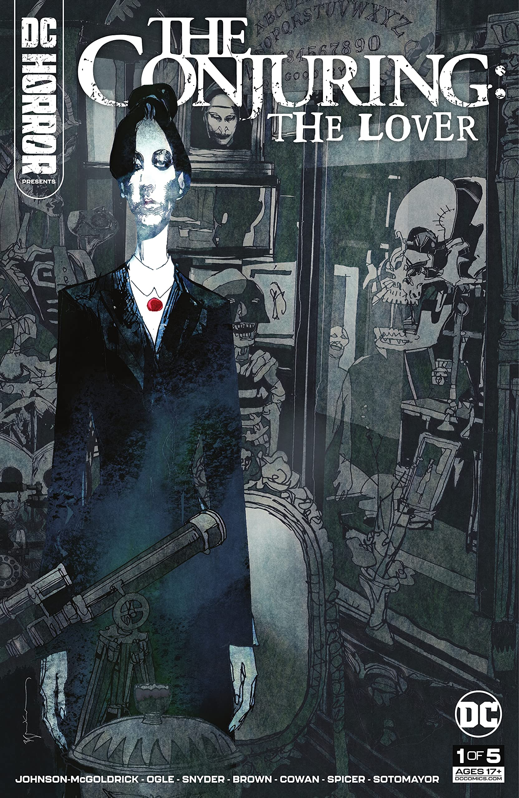 DC Horror Presents: The Conjuring: The Lover (2021-) #1