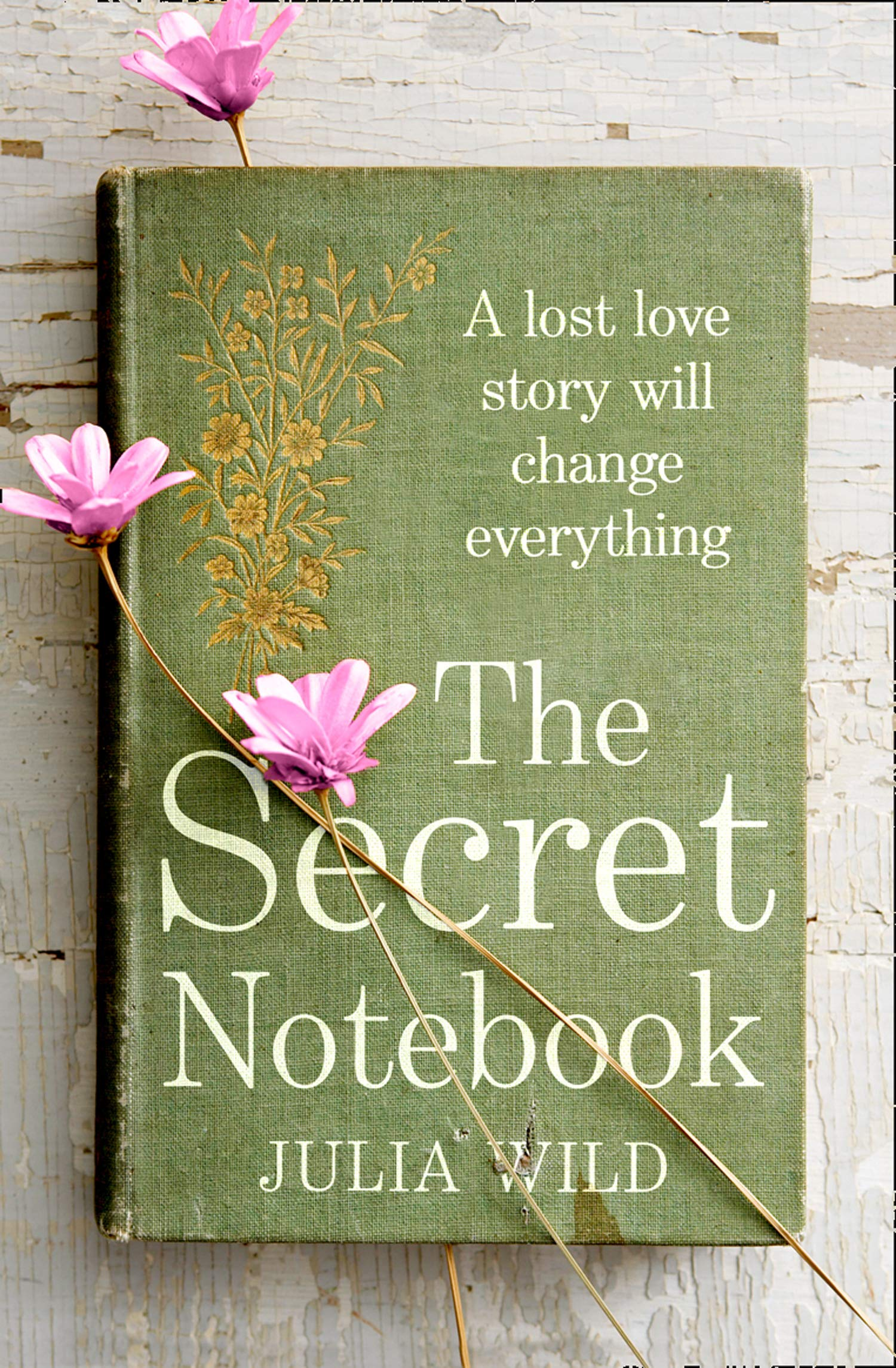 The Secret Notebook: Heartbreaking wartime fiction about love, loss and family secrets
