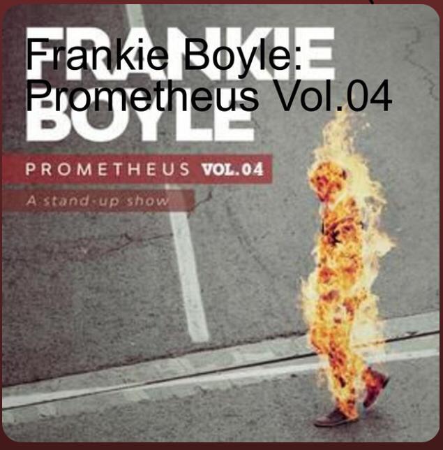 Prometheus Vol. 4: An Audiobook