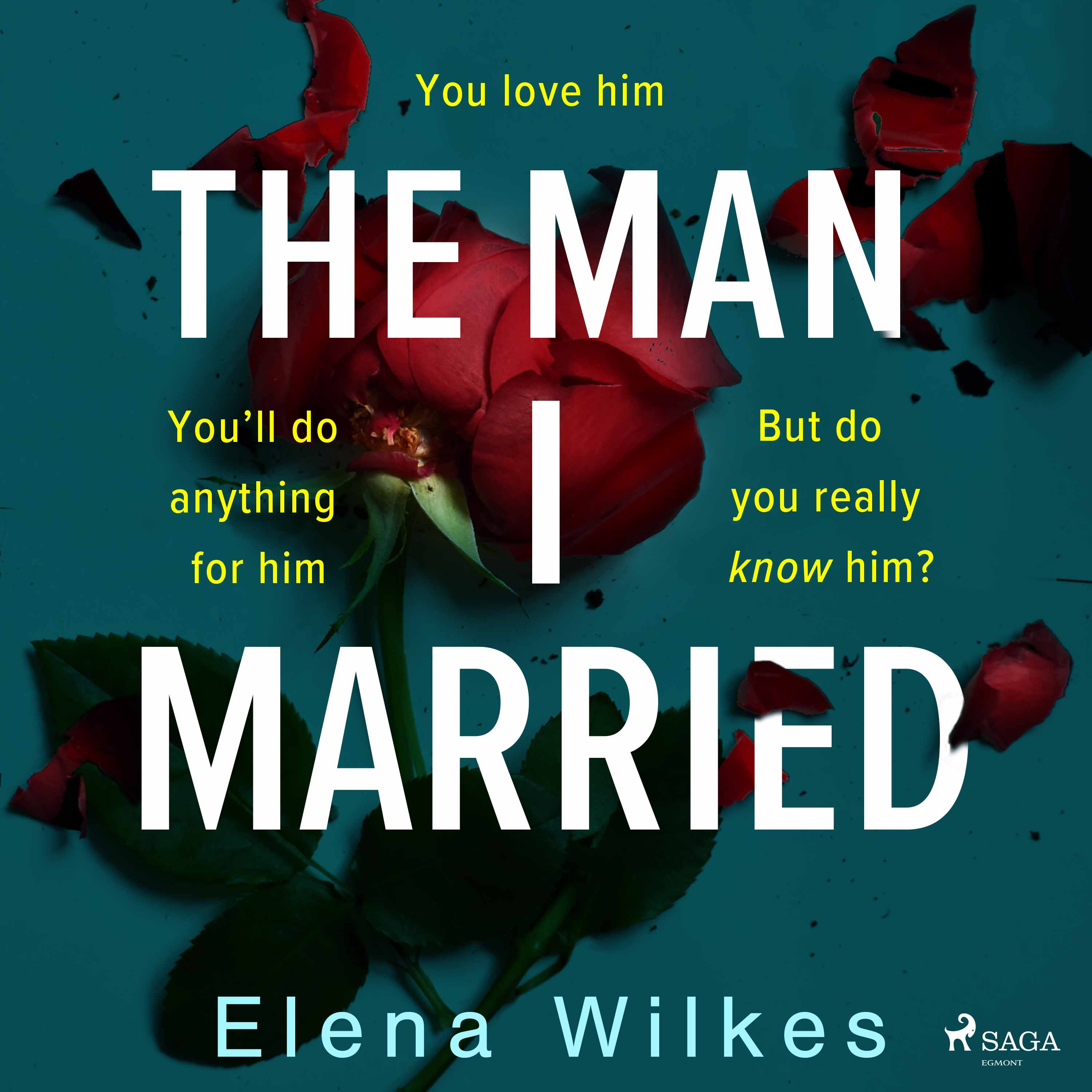 The Man I Married (Audiobook)