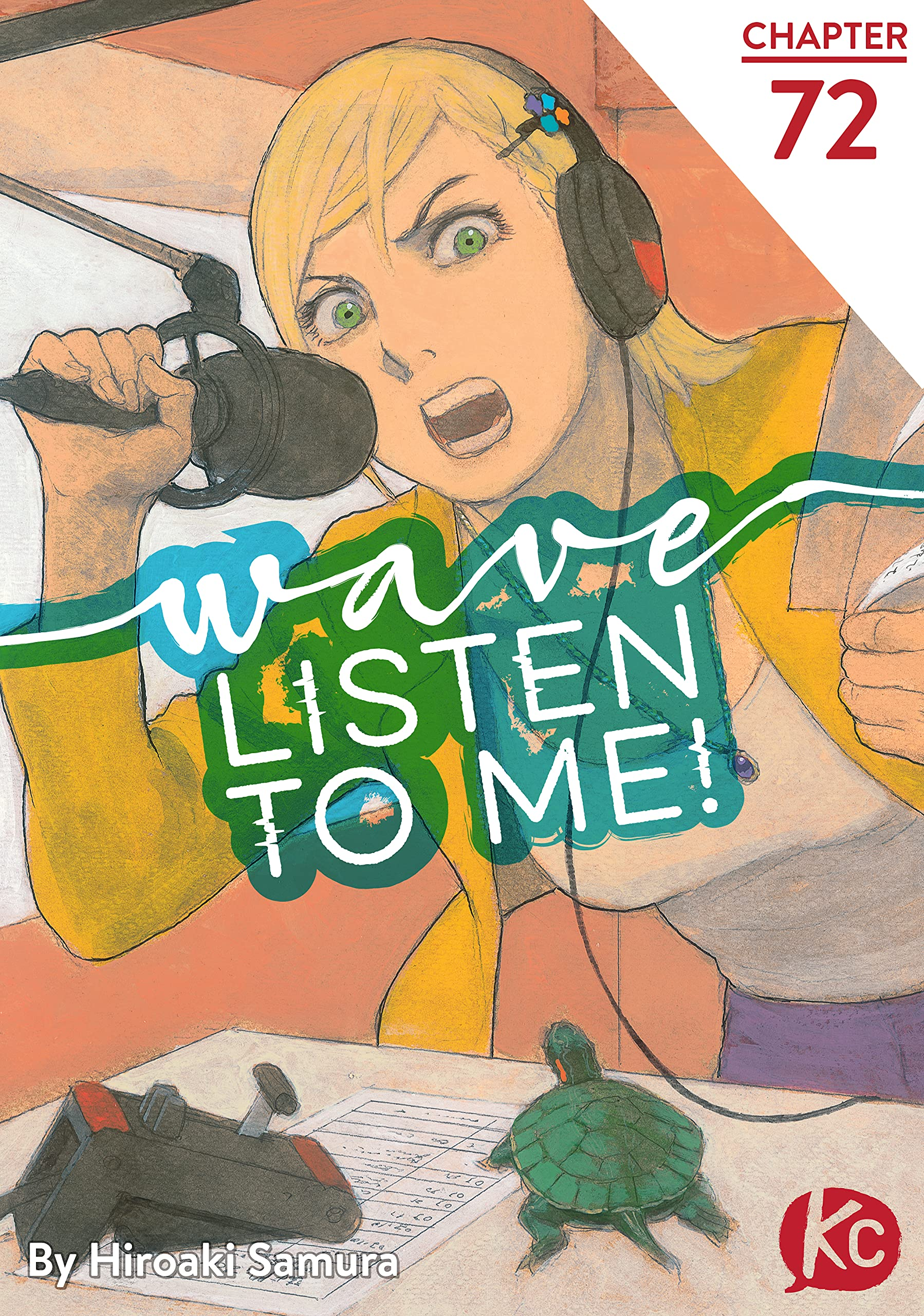 Wave, Listen to Me! #72