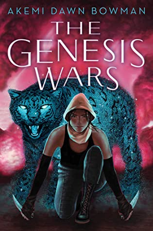 Genesis Wars (The Infinity Courts, #2)