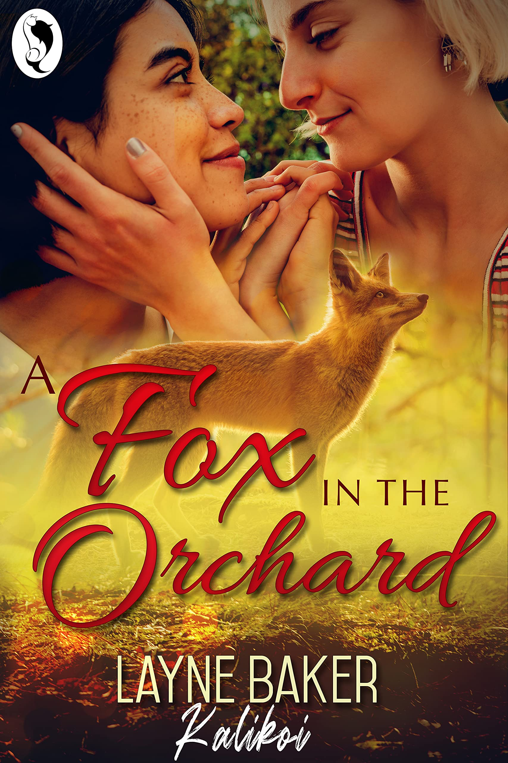 A Fox in the Orchard: A Paranormal Lesbian Shifter Romance