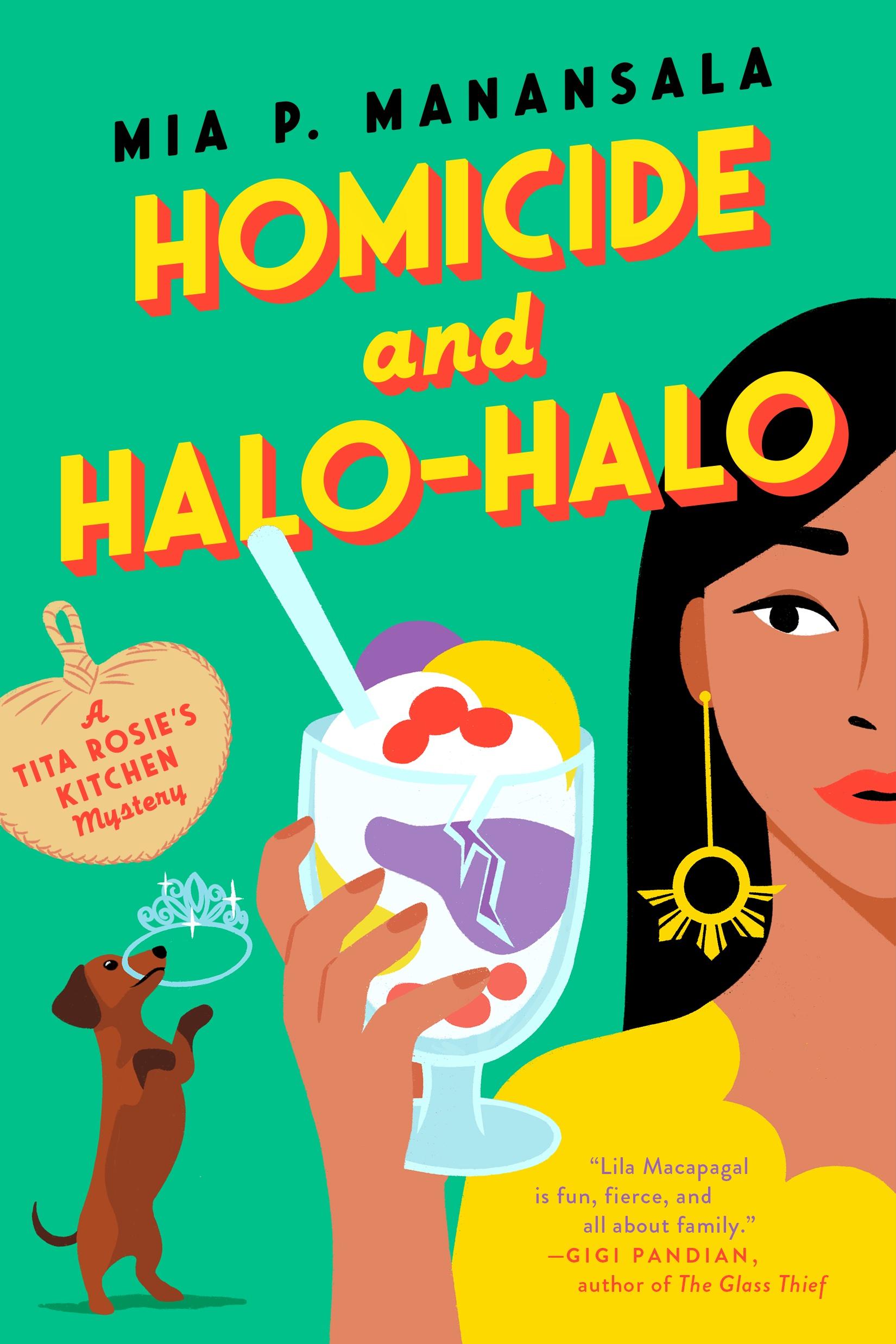 Homicide and Halo-Halo (Tita Rosie's Kitchen Mystery #2)