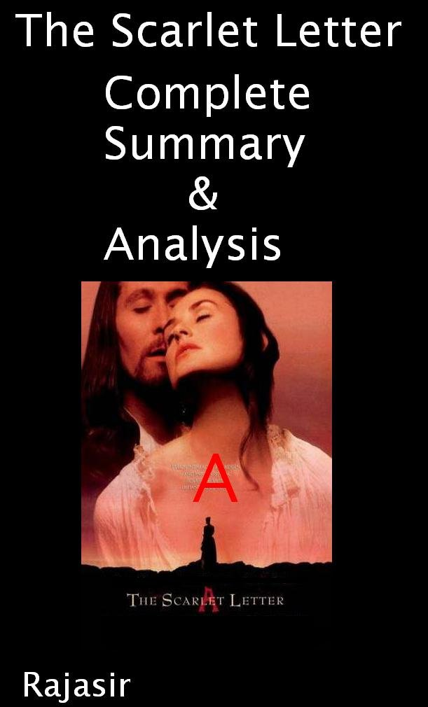 The Scarlet Letter -Complete Summary & Analysis