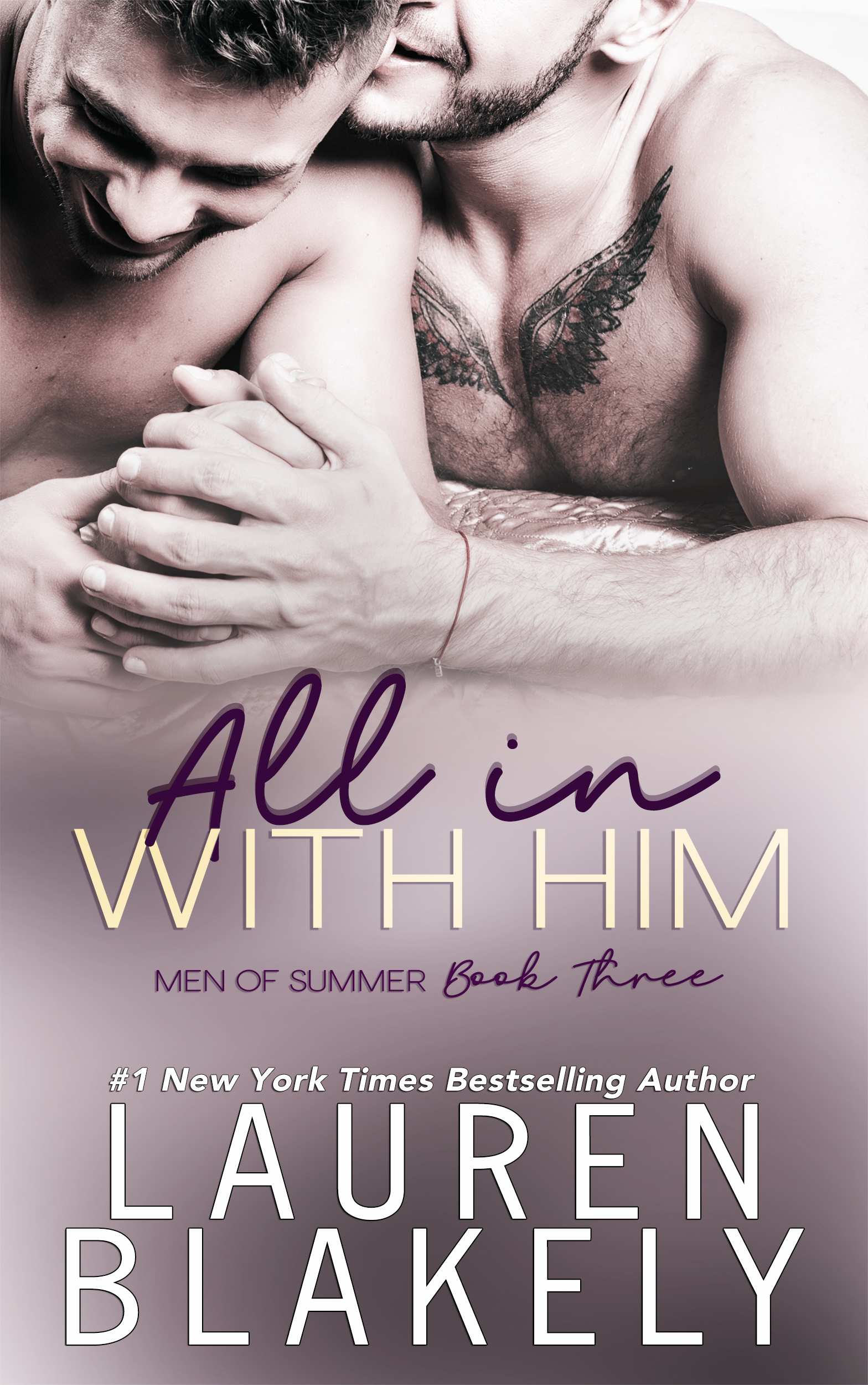 All In With Him (Men of Summer, #3)