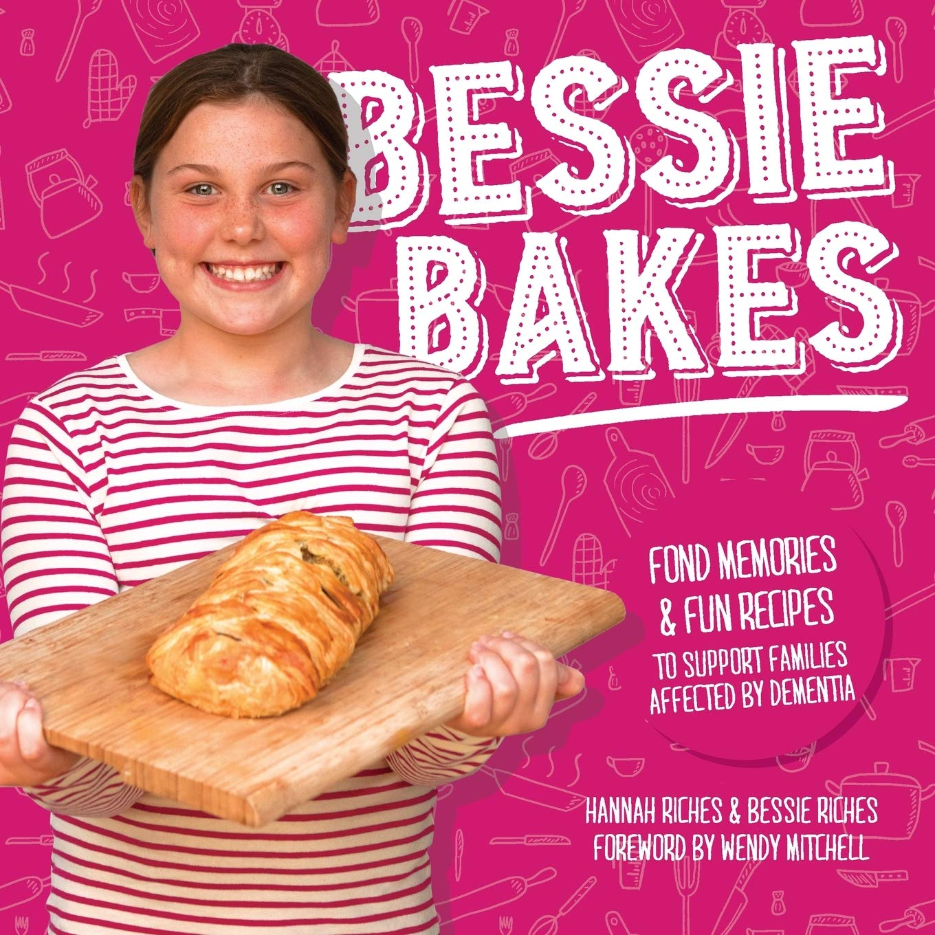 Bessie Bakes: Fond memories and fun recipes to support families affected by dementia
