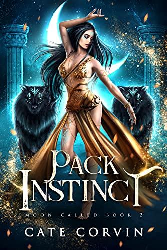 Pack Instinct (Moon Called, #2)