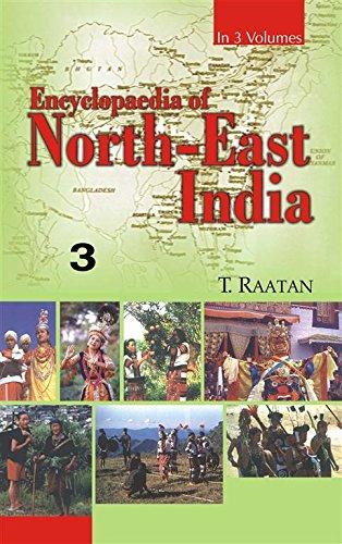 Encyclopaedia of North-East India (Sikkim, Nagaland, Tripura) Vol.3