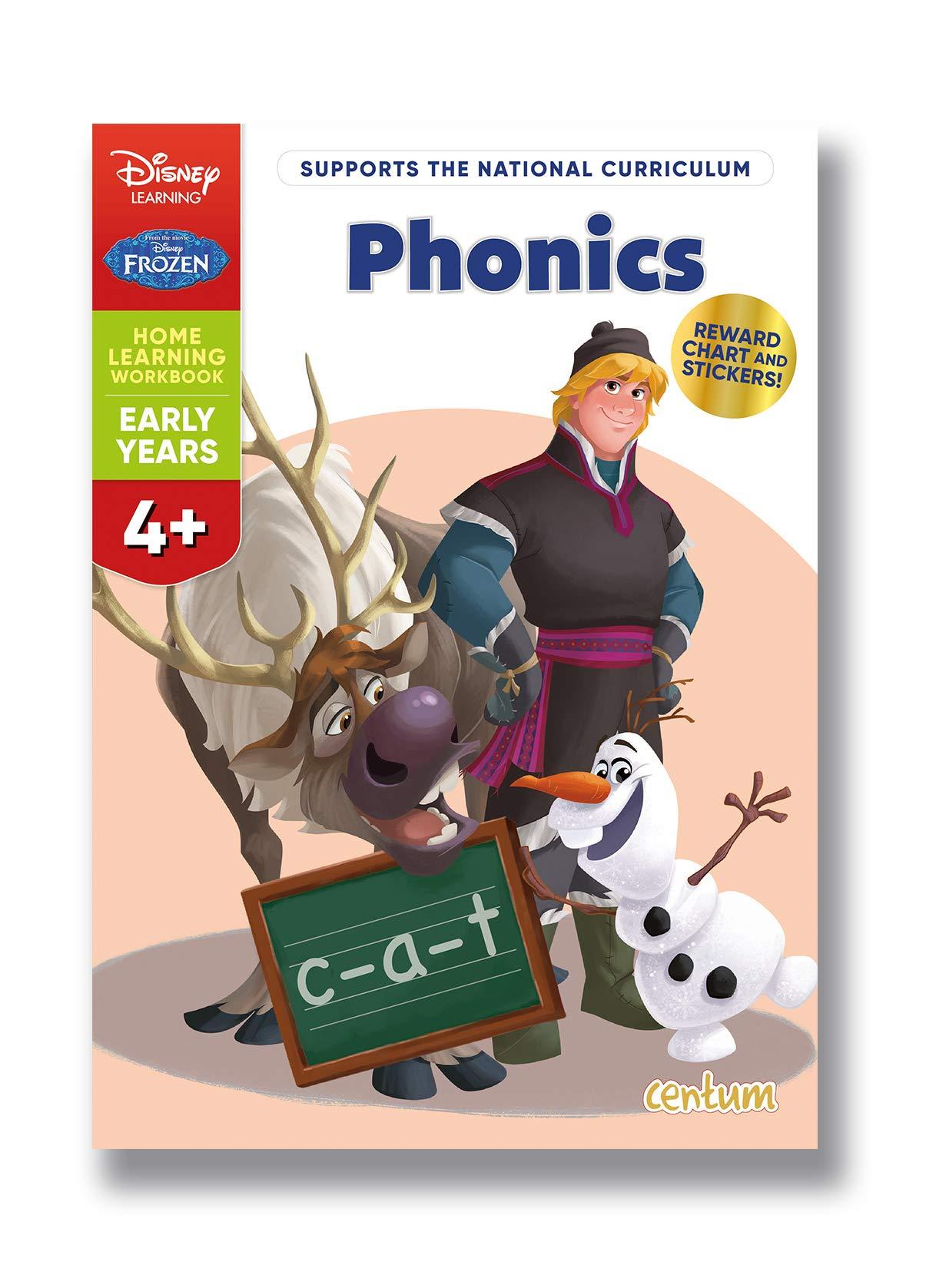 Disney Learning Frozen: Phonics 4+