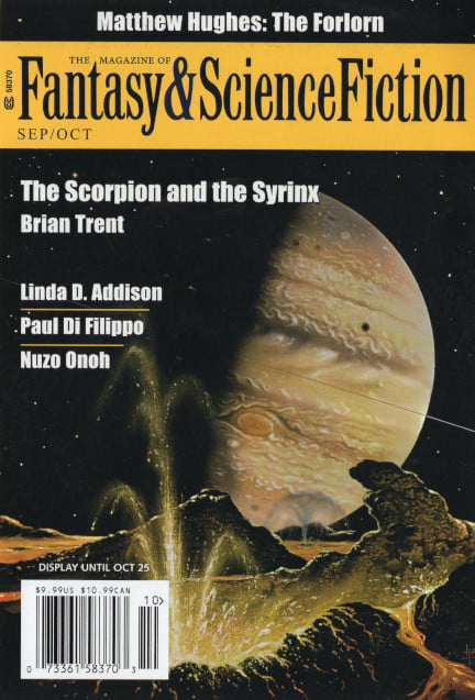 The Magazine of Fantasy & Science Fiction, September/October 2021 (F&SF, #757)