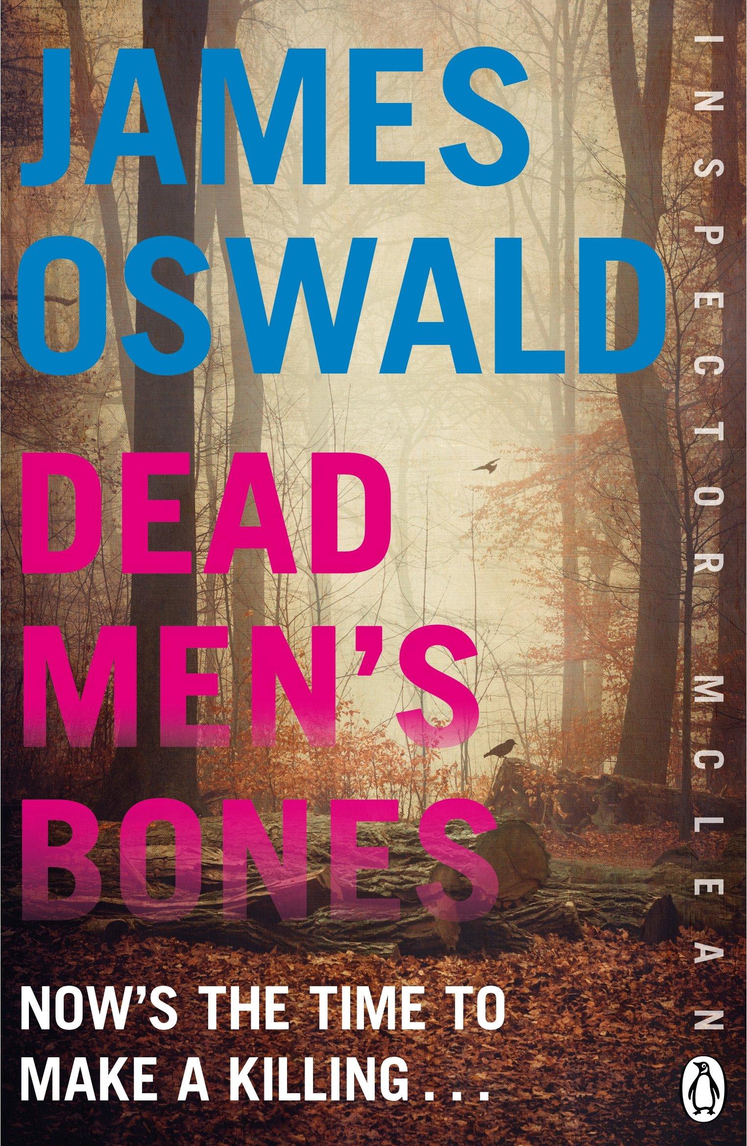 Dead Men's Bones (Inspector McLean, #4)
