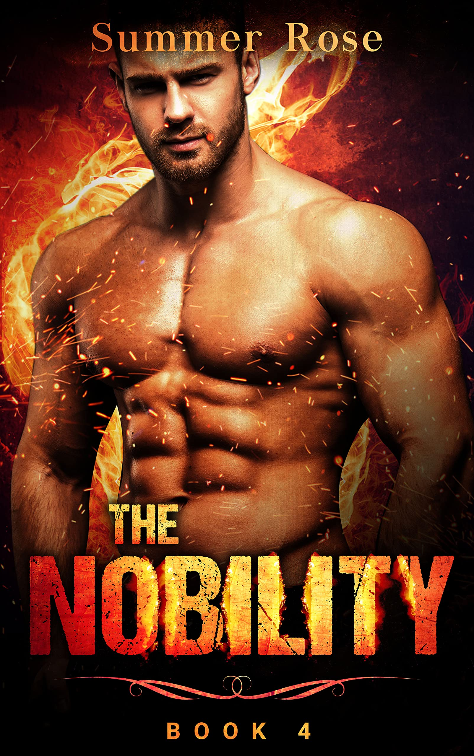 The Nobility Book 4: A Demon Shifter Historical Fiction Romance (The Nobility Series)