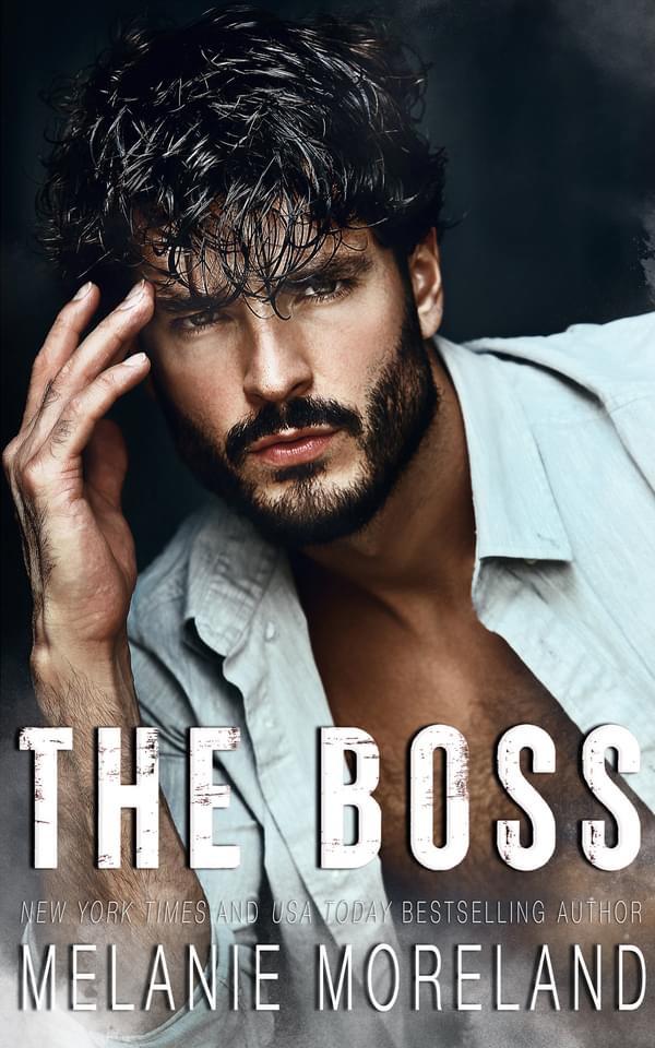 The Boss (Men of Hidden Justice, #1)