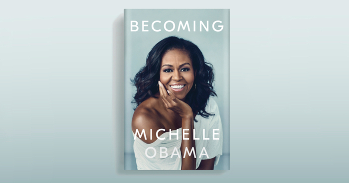 An Exclusive Letter from Michelle Obama to Her Readers on Goodreads
