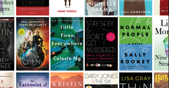 The Most Read Books on Goodreads in June