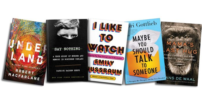 Readers' Top 32 New Nonfiction Reads (Plus What's Coming Next)