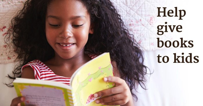 Help These Charities Give Books to Kids