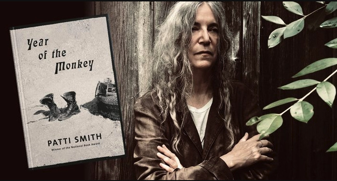 Patti Smith Talks About Creativity and the Stories that Take Root