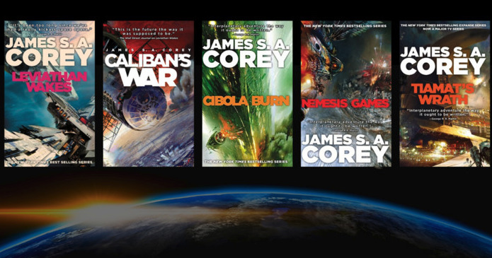 James S.A. Corey on the End of 'The Expanse' and a New Life for the TV Show