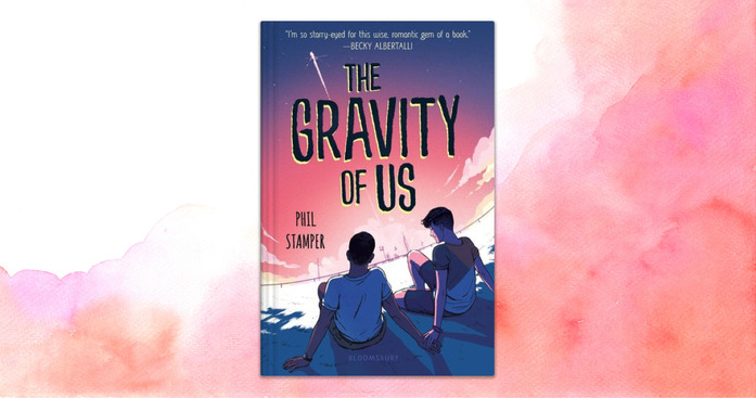 Debut Queer Romance Takes Readers Out of This World