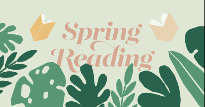 The Big Books of Spring