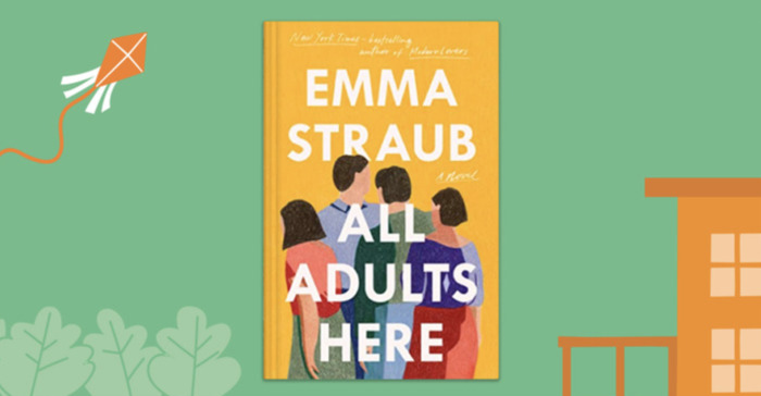 Author and Bookstore Owner Emma Straub Returns with 'All Adults Here'