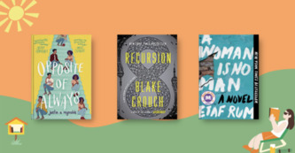 Goodreads Choice Award Books Now Available in Paperback