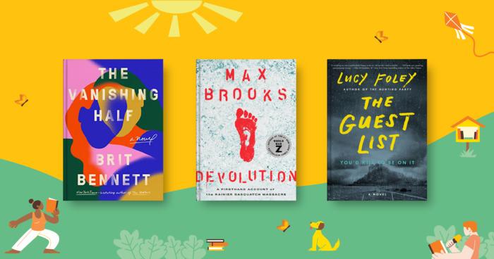 June's Most Anticipated New Books