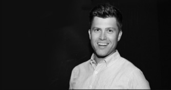 This Just In: 'SNL' Star Colin Jost Is Seriously Bookish