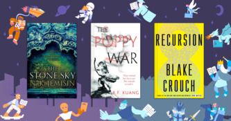45 Recent Hits of Speculative Fiction