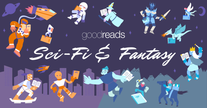 Explore Science Fiction & Fantasy Week!