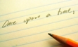 I Write, Therefore, I Live