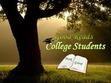 College Students!