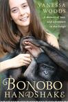 Q&A with Vanessa Woods, author of Bonobo Handshake