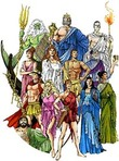 GGG*Greek Gods and Goddesses