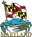 Maryland loves books as much as crabs and football