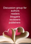 Authors, readers, bloggers, reviewers, publisher group