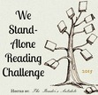 We Stand-Alone Reading Challenge