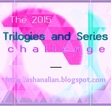 Trilogies and Series Challenge