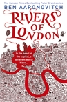 Cityread London 2015: Ben Aaronovitch's Rivers of London