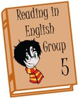 Reading in English Group 5 Term 1 2015