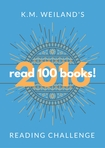 K.M. Weiland's Read 100 Books in 2016 Challenge