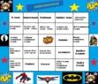 Comic Book Bingo Challenge!