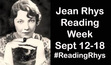 Jean Rhys Reading Week