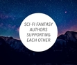 Sci-Fi Fantasy Authors Supporting Each Other