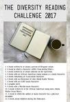 2017 Diversity Reading Challenge